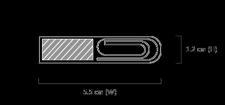 paper-clip-plastic-usb-vector